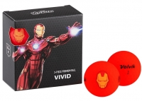 Volvik: Bolas Marvel Pack 4 Iron Man -