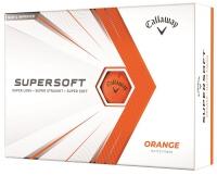 Callaway: 12 Bolas Supersoft Naranjas ¡15% dtº! -