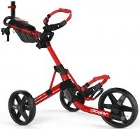 Clicgear: Carro 4.0 Rojo -