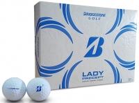 Bridgestone: Bolas Precept Dama Blancas ¡26% dtº! -