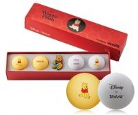Volvik: Bolas Disney Winnie the Pooh -