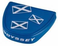 Odyssey: Funda Putter Mallet Bandera Azul ¡26% dtº! -