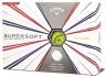 Callaway: Bolas SuperSoft Amarillas Personalizadas con Logo -