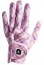 FootJoy: Guante Spectrum Pink Tartan Dama ¡50% dtº! -