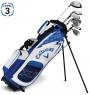 Callaway: Set XJ Junior Azul/Blanco 137-155 cm Diestro ¡10% dtº! -