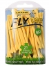 Champ: 30 x Fly Tee 7 cm Amarillo -
