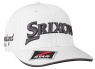 Srixon: Gorra Tour Blanca Logo Gris ¡35% dtº! -