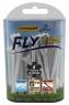 Champ: 20 x Fly Tee 4.4 cm blanco -