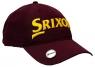 Srixon: Gorra con Marcador Magnético. Burdeos Logo Amarillo ¡35% dtº! -