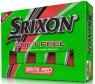 Srixon: 12 Bolas SoftFeel Rojo Matte