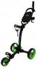 Axglo: Carro Trilite T3 Negro-Verde ¡25% dtº! -