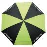 Clicgear: Paraguas Rovic Negro/Verde -