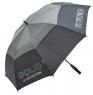 Big Max: Paraguas Aqua UV Grafito/Plata -