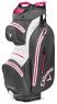 Callaway: Bolsa Hyper Dry 15 Carro Gris/Blanco/Rosa ¡15% dtº! -
