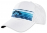 Callaway: Gorra Strip Blanco/Azul ¡10% dtº! -