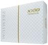 XXIO: 12 Bolas Premium Gold Blancas ¡10% dtº! -