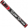 SuperStroke: Grip Legacy Flatso 1.0 Midnight rojo/blanco -