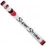 SuperStroke: Grip Legacy Pistol GTR rojo/blanco -