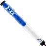Winn: Grip Pro X 1.1 para Putter Azul/Blanco -