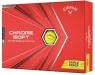 Callaway: Bolas Chrome Soft Triple Track Amarilla 20 ¡15% dtº!
