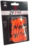 Zero Friction: 40 Tees 3 Prong 7 cm Naranja -