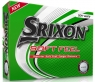 Srixon: 12 Bolas Softfeel Blanca 2021 ¡20% dtº! -