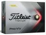 Titleist: 12 Bolas ProV1-X 21 Amarilla ¡13% dtº! -