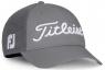 Titleist: Gorra Tour Mesh Gris Logo Blanco TH9ATPMLE-P12 ¡33% dt! -