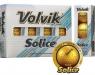 Volvik: Bolas Solice Oro ¡20% dtº!