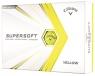 Callaway: 12 Bolas Supersoft Amarillas ¡15% dtº! -