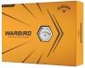 Callaway: 12 Bolas Warbird Blancas ¡15% dtº! -