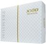 XXIO: 12 Bolas Premium Gold Blancas  -