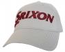 Srixon: Gorra One Touch Gris Logo Burdeos ¡35% dtº! -