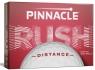 Pinnacle: 15 Bolas Rush Blancas ¡29% dtº! -
