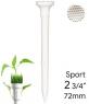 Lignum: Pack de 12 Tees Sport Ecoline de 7,2cm Blanco ¡29% dtº! -