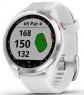 Garmin: Reloj GPS S42 Blanco/Plata ¡10% dtº! -