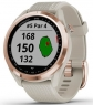 Garmin: Reloj GPS S42 Oro/Arena ¡10% dtº! -