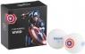 Volvik: Bolas Marvel Pack 4 Capitán América -