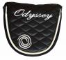 Odyssey: Funda Putter Maza Quilted Negra ¡25% dtº!